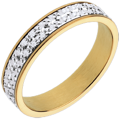 Illusion Wedding Ring