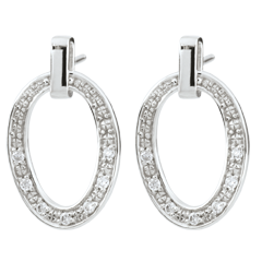 Ovalia Earrings