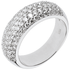 Ring Constellation - Sideral Love- 1.57 carat