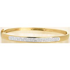 Ring Diorama Diamant - 0.25 karaat - 23 Diamanten