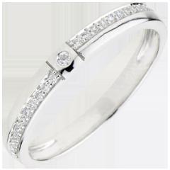 Ring Duizend Wonderen met Diamanten