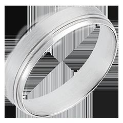Ring Kardinal aus Weissgold