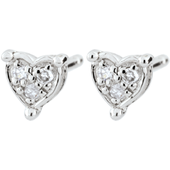 Romy Heart Earrings