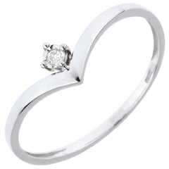 Solitaire Ring Jewel Box