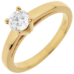 Solitaire Ring Nuptian