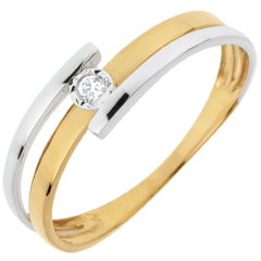 Solitaire Ring Smack