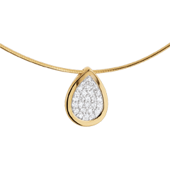 Tear Of The Gazelle Pendant Necklace