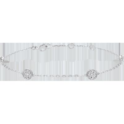bracelet femme blanc