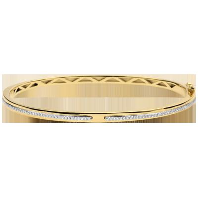 bracelet femme or 9 carats